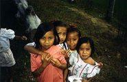 Indonéz gyerekek(fotó: Konkoly-Thege György)