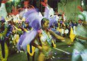 Tánc a riói karneválon (Brazília)(fotó: Konkoly-Thege                         György)