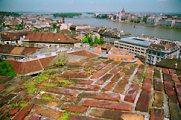 Budapesti látkép(Fotó: Konkoly-Thege György)
