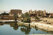 Csatorna Egyiptomban(fotó: Konkoly-Thege György)