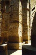 A karnaki templom (Egyiptom)(fotó: Konkoly-Thege                         György)