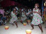 Ghánai tánc(fotó: Konkoly-Thege György)