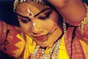 Indiai táncosnő(fotó: Konkoly-Thege György)
