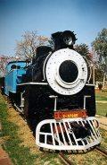 Nemzeti Vonatmúzeum, Delhi (India)(fotó: Konkoly-Thege                         György)