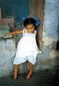 Kubai kislány(fotó: Konkoly-Thege György)