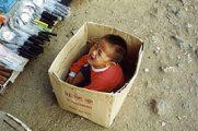 Laoszi kisfiú(fotó: Konkoly-Thege György)