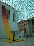 Afrika címmel kiállítás a British Múzeumban (London,                             Anglia)(fotó: Konkoly-Thege György)