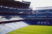 Real Madrid Stadion, Madrid (Spanyolország)(Fotó: Konkoly-Thege György)