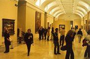 Prado Múzeum, Madrid (Spanyolország)(Fotó: Konkoly-Thege György)