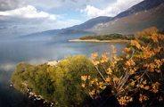 Az Ohridi-tó (Makedónia)(fotó: Konkoly-Thege György)