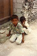 Maldív-szigeti gyerekek(fotó: Konkoly-Thege György)