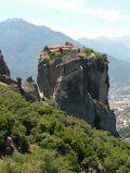 Meteóra (Görögország)(Fotó: Konkoly-Thege György)