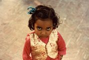 Pakisztáni kislány(fotó: Konkoly-Thege György)