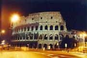A római Colosseum (Olaszország)(fotó: Konkoly-Thege                         György)