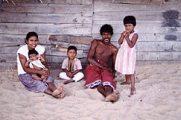 Sri Lanka-i család(fotó: Konkoly-Thege György)