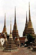 A Királyi Palota Bangkokban (Thaiföld)(fotó: Konkoly-Thege György)