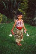 Új-zélandi kislány(fotó: Konkoly-Thege György)