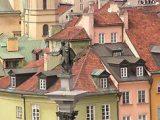 Óvárosi tetők Varsóban (Lengyelország)(fotó: Konkoly-Thege                             György)