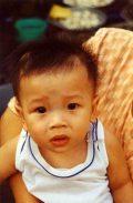 Vietnámi kisfiú(fotó: Konkoly-Thege György)