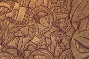Assisi Szent Ferenc - Budapest, Belvárosi Szent Mihály templom (Fotó: Legeza Dénes István)