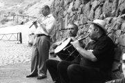 Zenészek - Geghard, Örményország (Fotó: Legeza Dénes István)