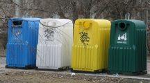 Szelektív hulladék - Budapest(fotó: Legeza Dénes István)