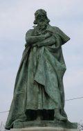 IV. Béla - Budapest, Milleniumi emlékmű (Fotó: Legeza Dénes István)