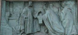 Szent Korona - Budapest, Milleniumi emlékmű (Fotó: Legeza Dénes István)