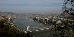 Budapesti látkép - Budapest, Gellérthegy (Fotó: Legeza Dénes                     István)