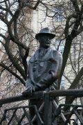Varga Tamás: Nagy Imre - Budapest, Belváros (Fotó: Legeza Dénes István)