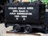 Az utolsó csille Ajkán - Bányászati Múzeum, Ajka (Fotó: Vimola Ágnes)
