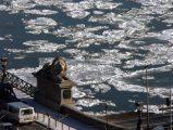 Jégtörés - Duna, 2006 (fotó: Vimola Ágnes)