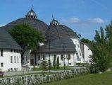 Stephaneum,  Piliscsaba, építésze: Makovecz Imre (Fotó:                         Vimola Ágnes)