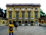 A Trianon-palota Versailles-ban (Fotó: Vimola Ágnes)