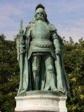 Hunyadi János szobra a Hősök terén(fotó: Vimola Ágnes)