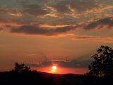 A Nap lenyugvóban                         (Fotó: Vimola Ágnes)
