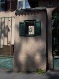 Ház bejárata Budapesten(fotó: Vimola Ágnes)