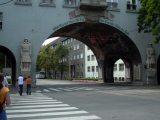 Hősök kapuja Szegeden(fotó: Vimola Ágnes)