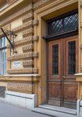 Huszka Jenő lakóháza Szegeden(fotó: Vimola Ágnes)