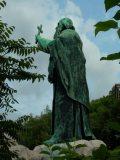 Jankovits Gyula:Szent Gellért szobra, 1904 - Budapest, Gellért-hegy(fotó: Vimola Ágnes)