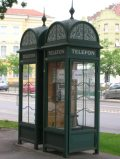 Telefonfülkék(fotó: Vimola Ágnes)