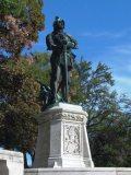 Tóth István: Hunyadi János szobra a Halászbástya alatt, 1903(fotó:                         Vimola Ágnes)