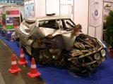 Törött autó(fotó: Moizes Gábor)