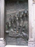Krisztus sírba helyezése(Szent Miklós-templom, Ljubljana)(fotó: Moizes Gábor)