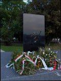 A cigány holokauszt emlékműve Budapesten a Nehru parkban (fotó: Vimola Ágnes)