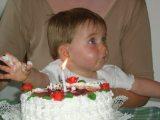 Első születésnap(fotó: Urbin Luca)