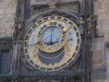 Orloj Prága főterén (napóra) (fotó: Urbin Luca)