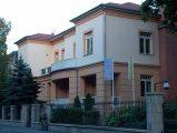 A Magyar Katolikus Rádió épülete Budapesten (fotó: Vimola Ágnes)