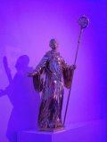 Szent Kálmán szobor – a melki apátság múzeumában (fotó: Vimola Ágnes)