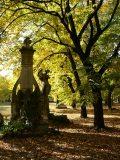 Őszi temető(fotó: Perdy-Fazakas Brigitte)